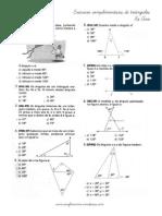 Lista 2 - Triangulos