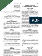 Pescado - Legislacao Portuguesa - 2009/07 - Port nº 774 - QUALI.PT