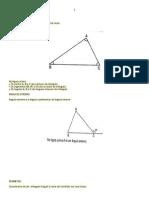 Lista 1 - Triângulos