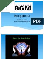 1ª Aula Bioquímica
