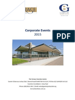 corporate package 2015