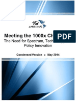 4G Americas Meeting the 1000x Challenge Condensed May 2014_FINAL