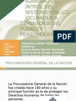 Órganismo de Control Del Ministerio Público