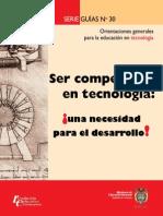 Plan Tecnologia Min Educacion