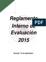 ReglamentoDeEvaluacion8435