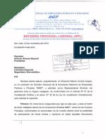 Fortalecimiento de los Cuerpos Policiales  CO-UDO-FP-11-607-2015
