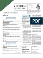 Boletin Oficial 29-03-10 - Primera Seccion