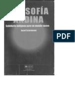 Estermann Josef - Filosofia Andina Capítulo I