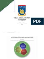 year 9 visual communication curriculum semester 1