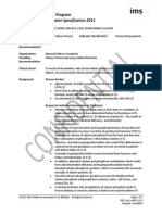 Chronic Kidney Disease Monitoring Calcium