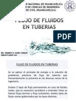 fundamentos del flujo de fluidos