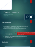 Barotrauma.pptx