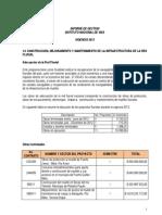 Informe de Gestion Vig.2012 Red Maritima y Fluv