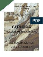 Volcánicos Machangara