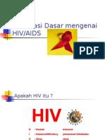 Hiv Aids Dasar