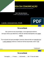 Aula 12 - Psicologia_da_Comunicação - Prof. Hércules Moreira