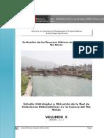 2 Estudio Hidrológico Cuenca Rímac - Volumen II - Anexos - Final 2010.docx