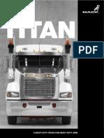 Mack Titan Autralia
