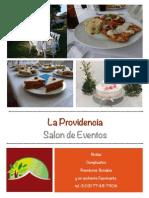 La Providencia Poster