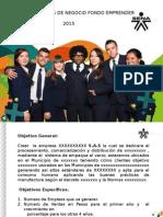 Presentacion Formulacion Fondo Emprender Mercadeo.