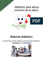Material Didáctico Para Apoyo de La Promoción de La Salud