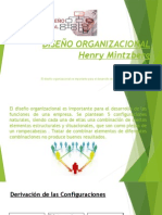 Diseño Organizacional Henry Mintzberg