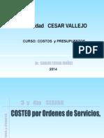 Costos y Presupuestos Sesion 3 y 4