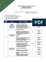 Dosificaciónanual 2º c