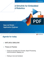 MathWorks MATLAB and Simulink for LEGO