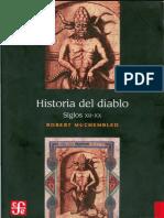 MuchembledRobert HistoriaDiablo SigloXII-XX