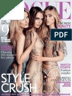 Vogue UK - April 2015 {Bk}