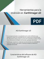 Herramientas Para La Inversión en EarthImager 2D y 3D