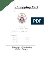 Online Shoping Porposal