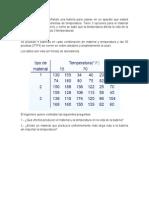 4 Problemas diseño factorial