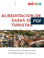 Revista Digital Guías de Turistas 2015