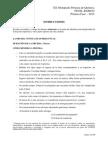 Examen Nivel Básico Fase 1 - 2015