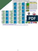 Eliminatoria Sudamerica Rusia 2018