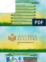 Maitreya Greens Project at Nashik