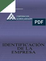 243919585 Diapositivas Aceros Arequipa Ppt