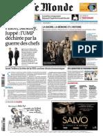 Le Monde - 11 Octobre 2013