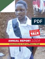 Straight Talk Foundation, 2009 Annual Report