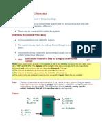 Externally Reversible Processes