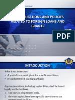 DIRJEN PAJAK-Presentasi Pinjaman Dan Hibah Luar Negeri for Bappenas