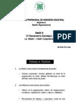 6. URP La Mision y Valores