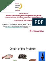 Relationship Diagramming Method