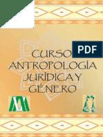 Curso de Antropología Jurídica y Género