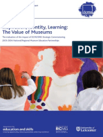 Inspiration- Identity- Learning_The Value of Museums