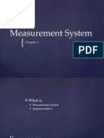 Measurment Systems