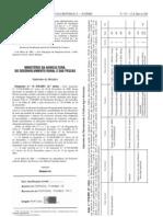 Rotulagem - Legislacao Portuguesa - 2001/05 - Desp nº 10818 - QUALI.PT