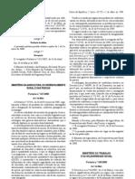 Rotulagem - Legislacao Portuguesa - 2008/05 - Port nº 347 - QUALI.PT